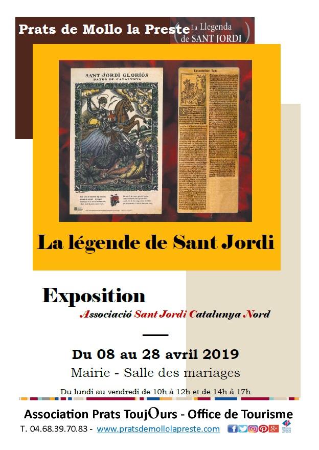 Exposition «La légende de Sant Jordi»