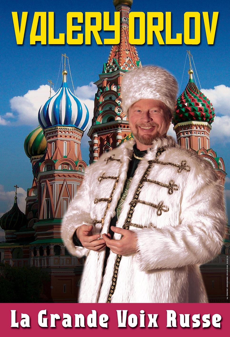 Concert de chants russes