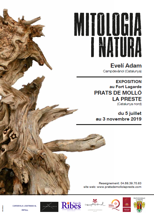 Exposition «Mythologie – Nature et paysage» – Evelí Adam