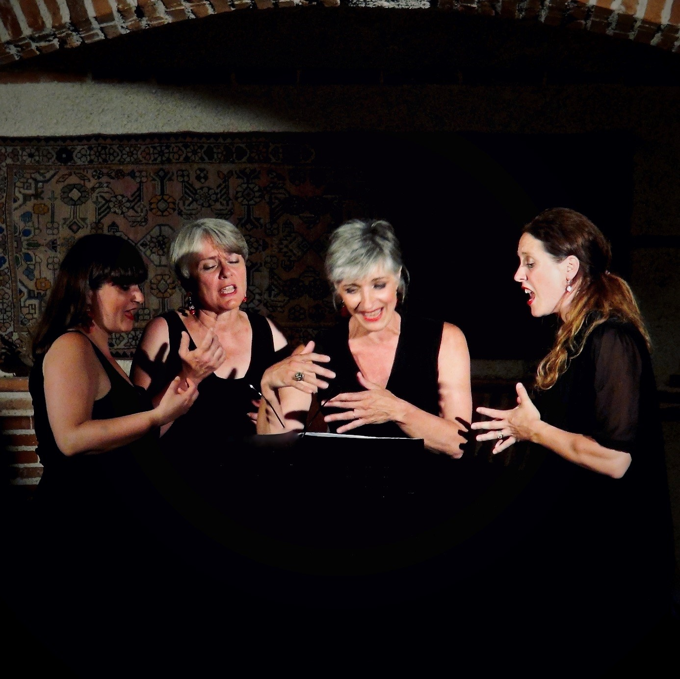 «Madamicella» Polyphonies Corses au féminin