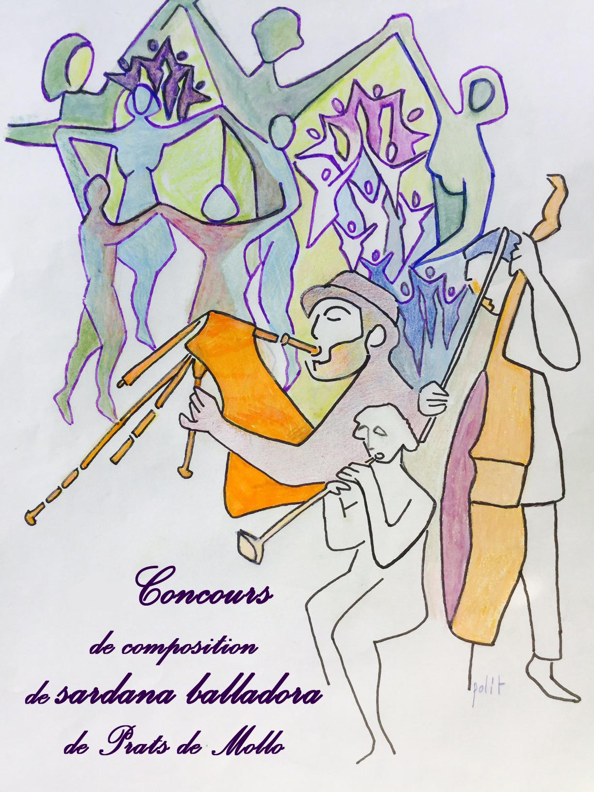 2ème Prix de Composition de sardanes à danser en Vallespir