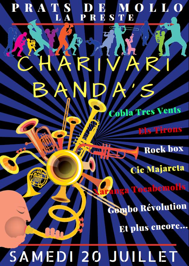 Charivari Band'S – Festival de bandas