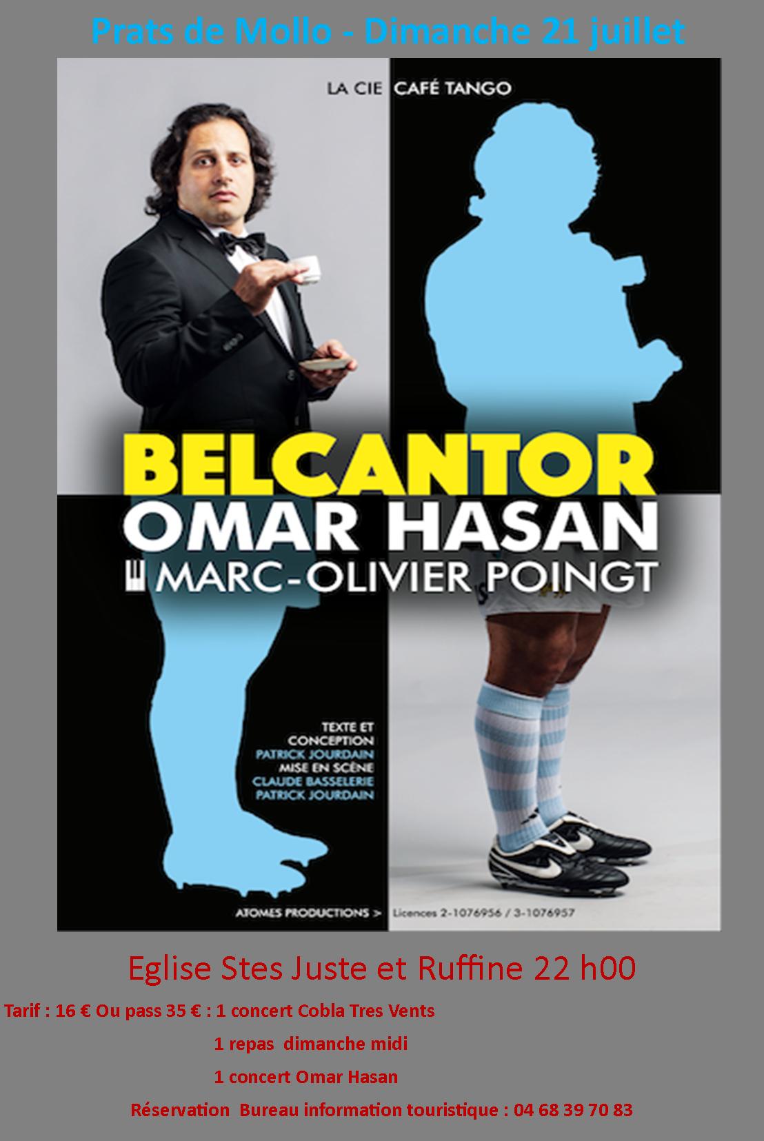 BELCANTOR – OMAR HASAN