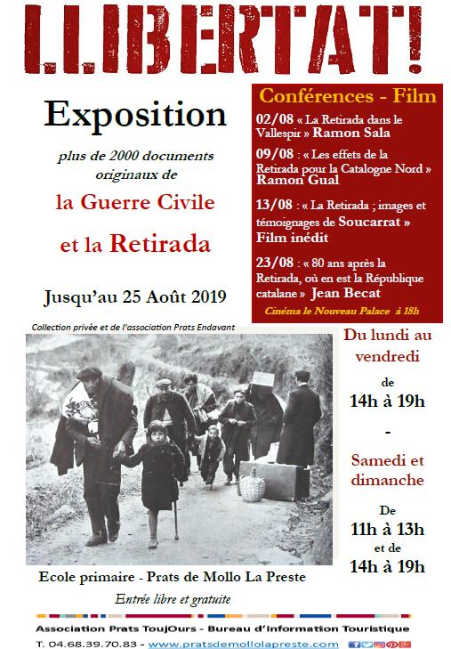 Exposition «Llibertat»