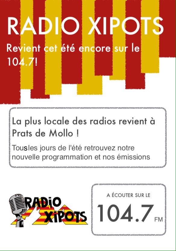Fête de la  radio  locale
