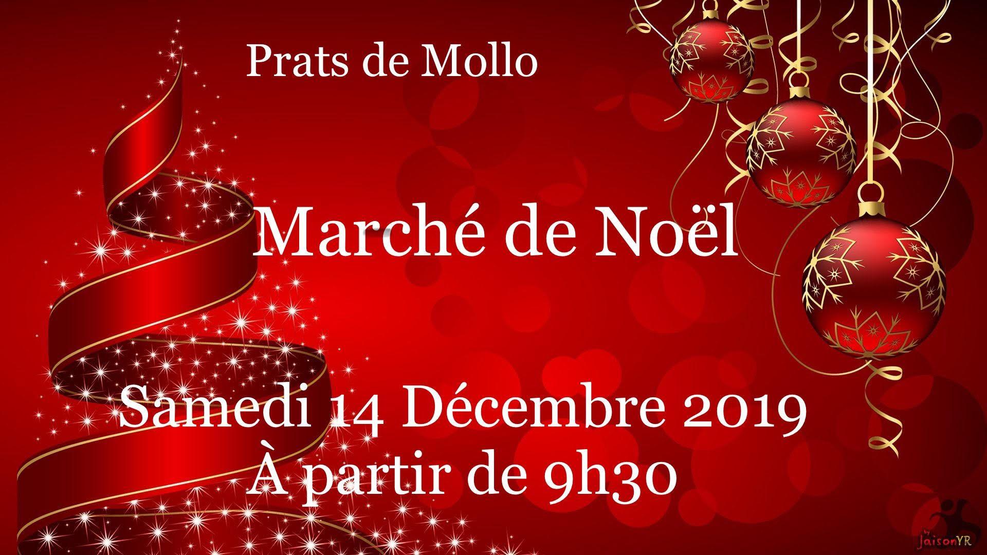 Marché de Noël artisanal