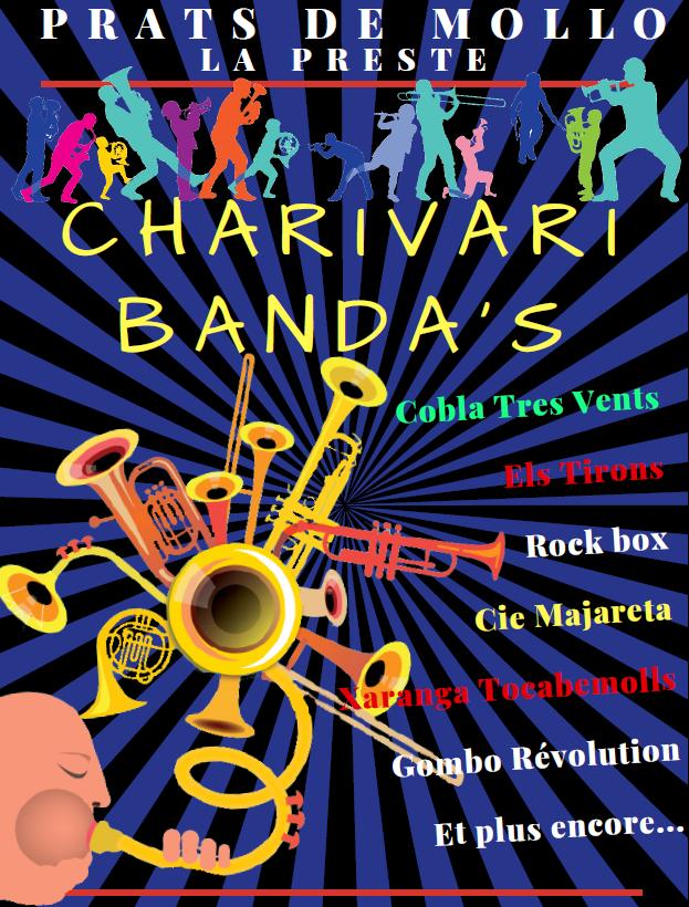 Charivari – Festival de Banda's 2020