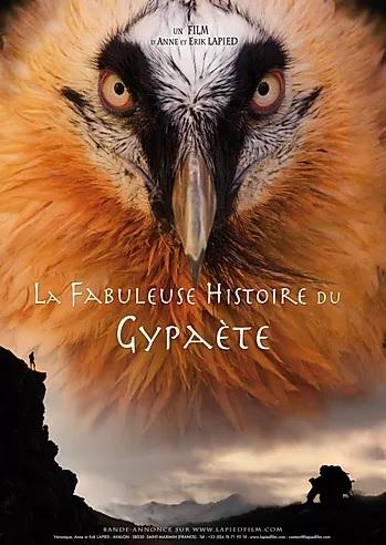 Nouveau ! Ciné-débat – La fabuleuse histoire du gypaète