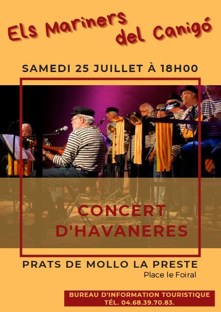 Concert d'Havaneres