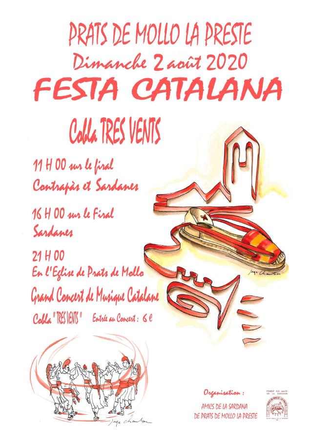 Fête catalane